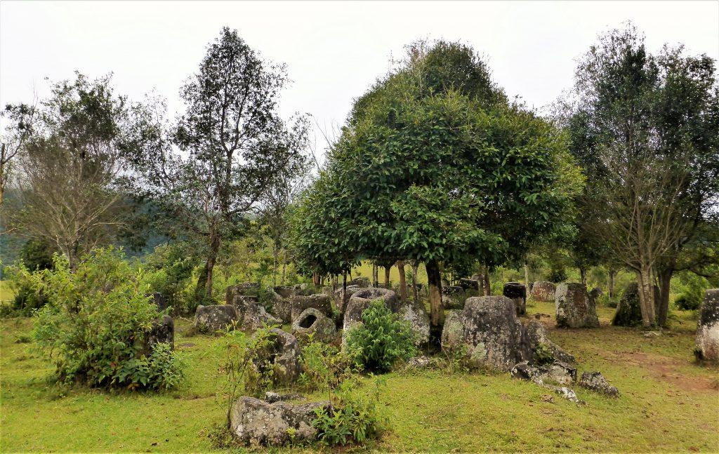 De Mysterieuze urnen in Phonsavan