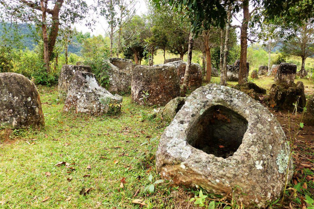 De Mysterieuze Kruiken in Phonsavan