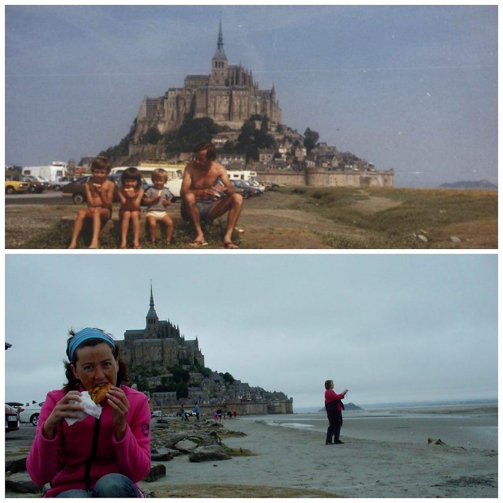 Le Mont Saint Michel - France