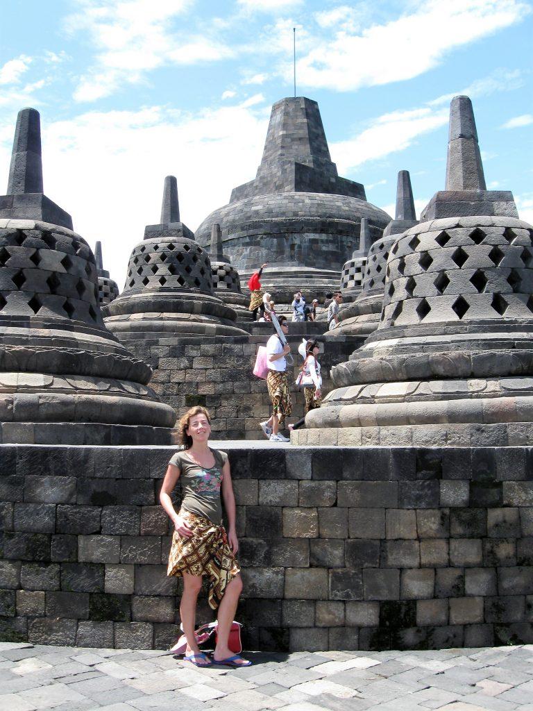Borobudur, Java - Indonesie
