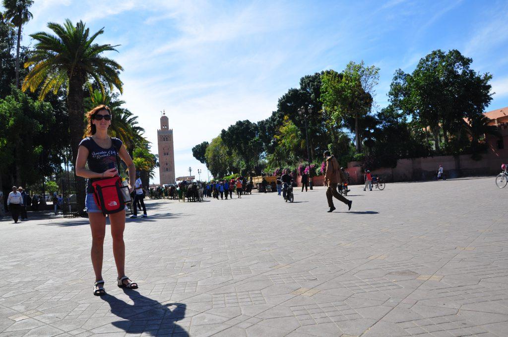 Jemaa El Fna Plein - Marrakesh