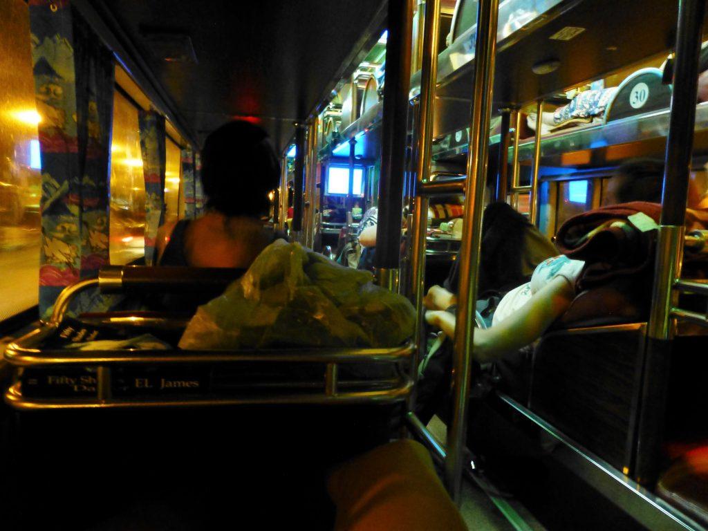 Sleeperbus - Vietnam