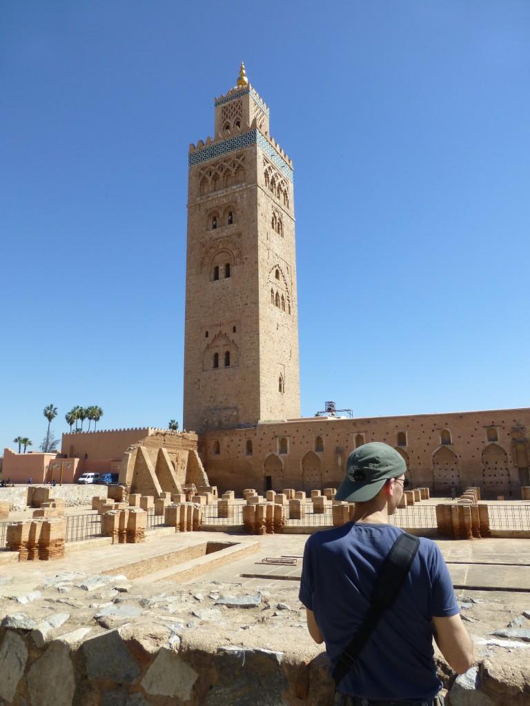 Koutoubia in Marrakesh - Marokko