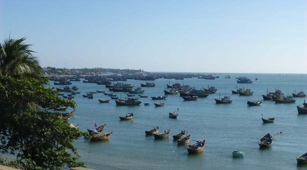 Bezienswaardigheden Mui Ne Vietnam