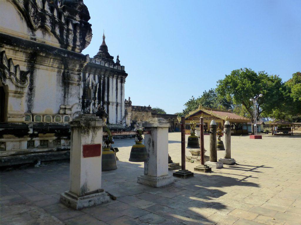 Ananda = the Most Sculptural - Bagan, Myanmar