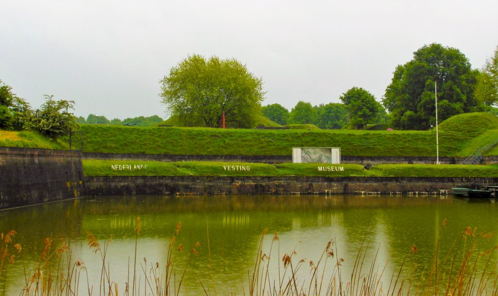 Visit the Fortress of Naarden Vesting - The Netherlands