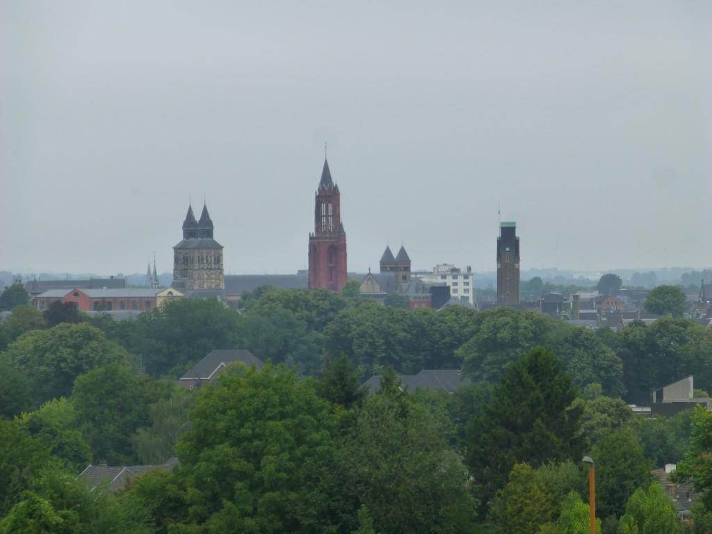 De Kazematten en Stadsmuur van Maastricht, Nederland