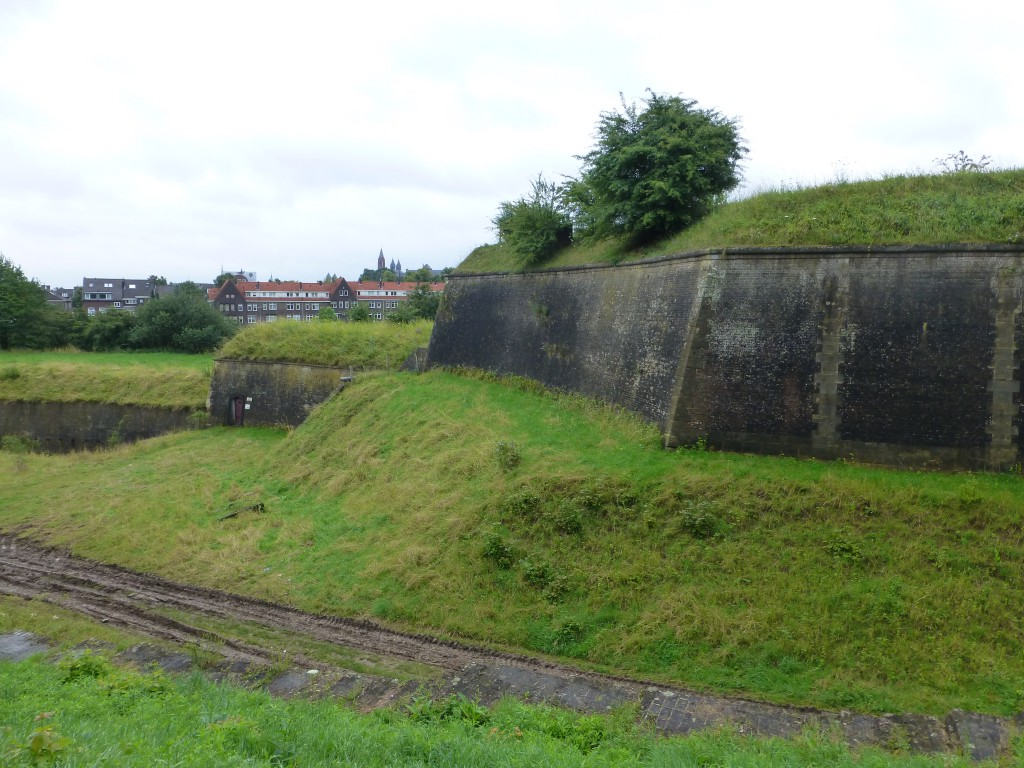 Hoge Fronten - Linie Du Moulin van Maastricht, Nederland