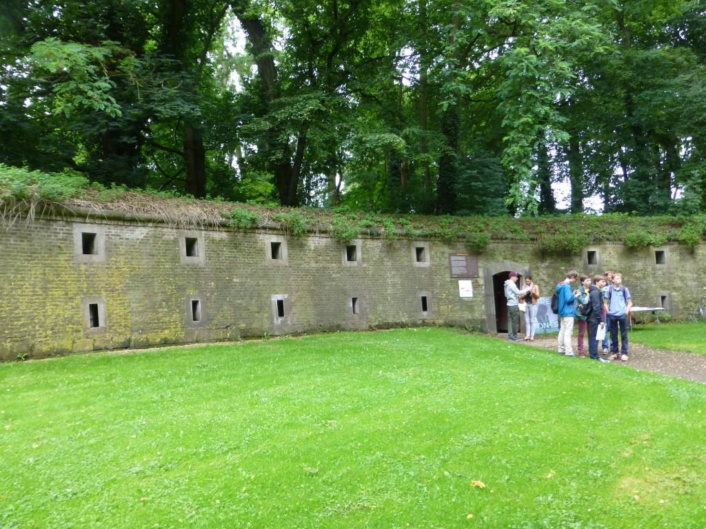 De Kazematten van Maastricht, Nederland