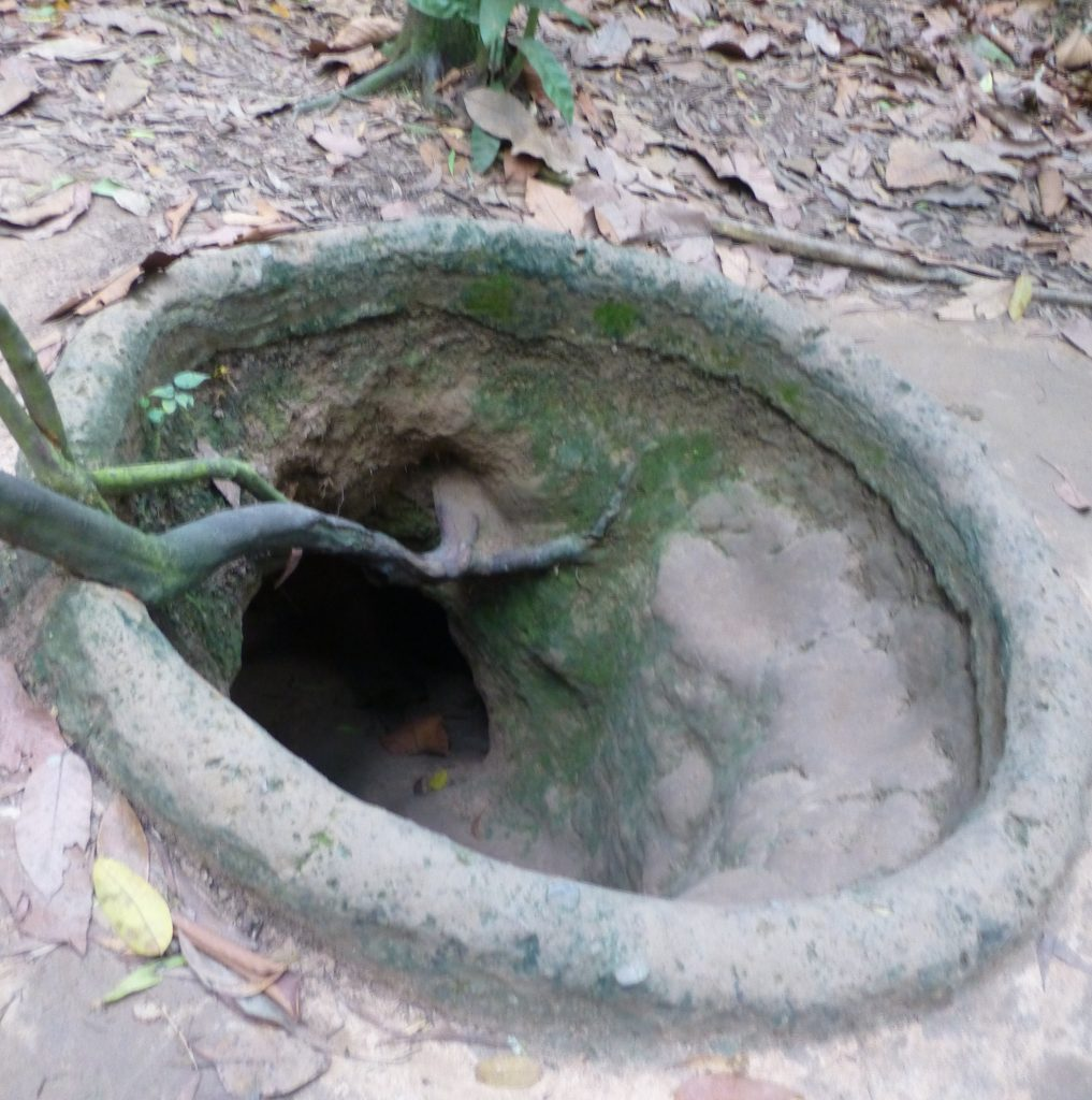 De Cu Chi Tunnels - Vietnam