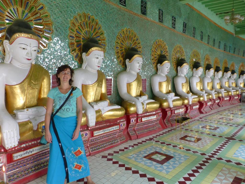 Mandalay - Sagaing - Myanmar