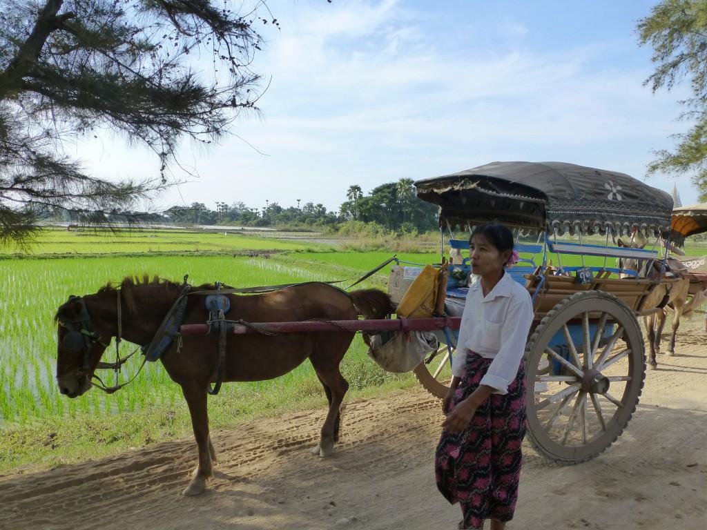 Mandalay - Ava/Inwa - Myanmar