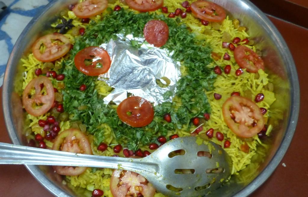 Biryani - Spice Paradise Cooking Class