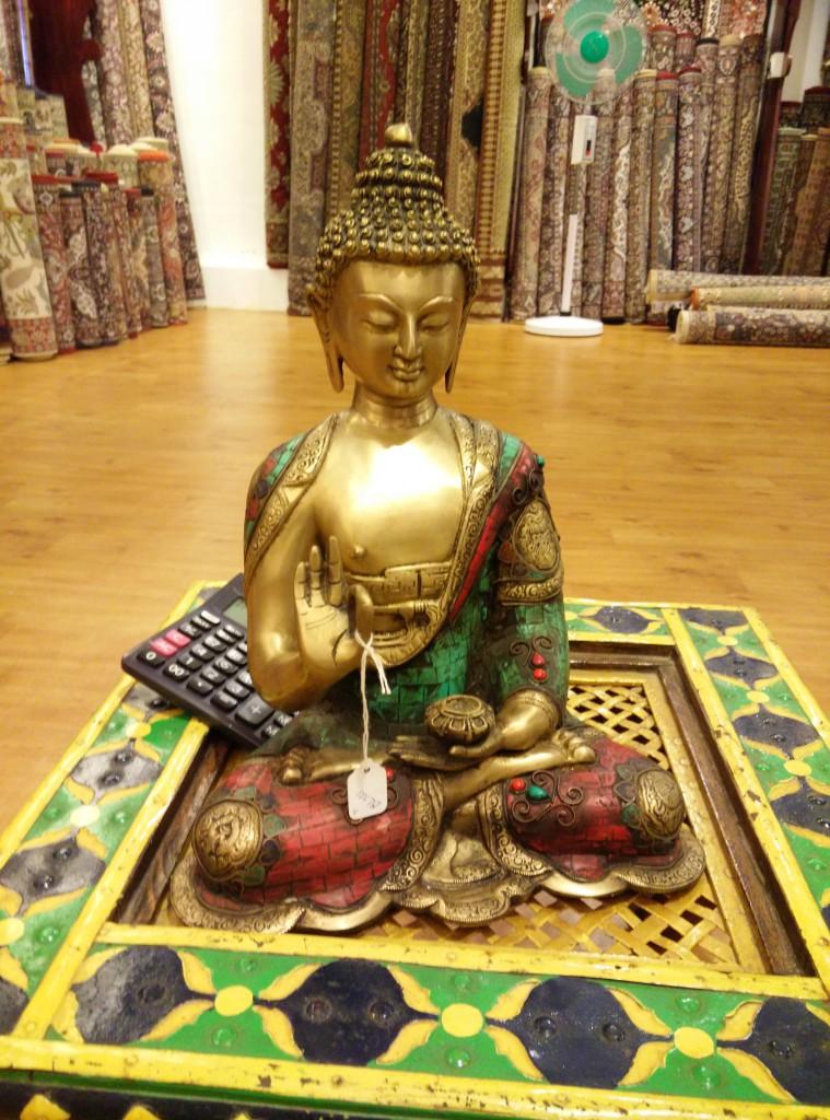 Buddha, Cochin