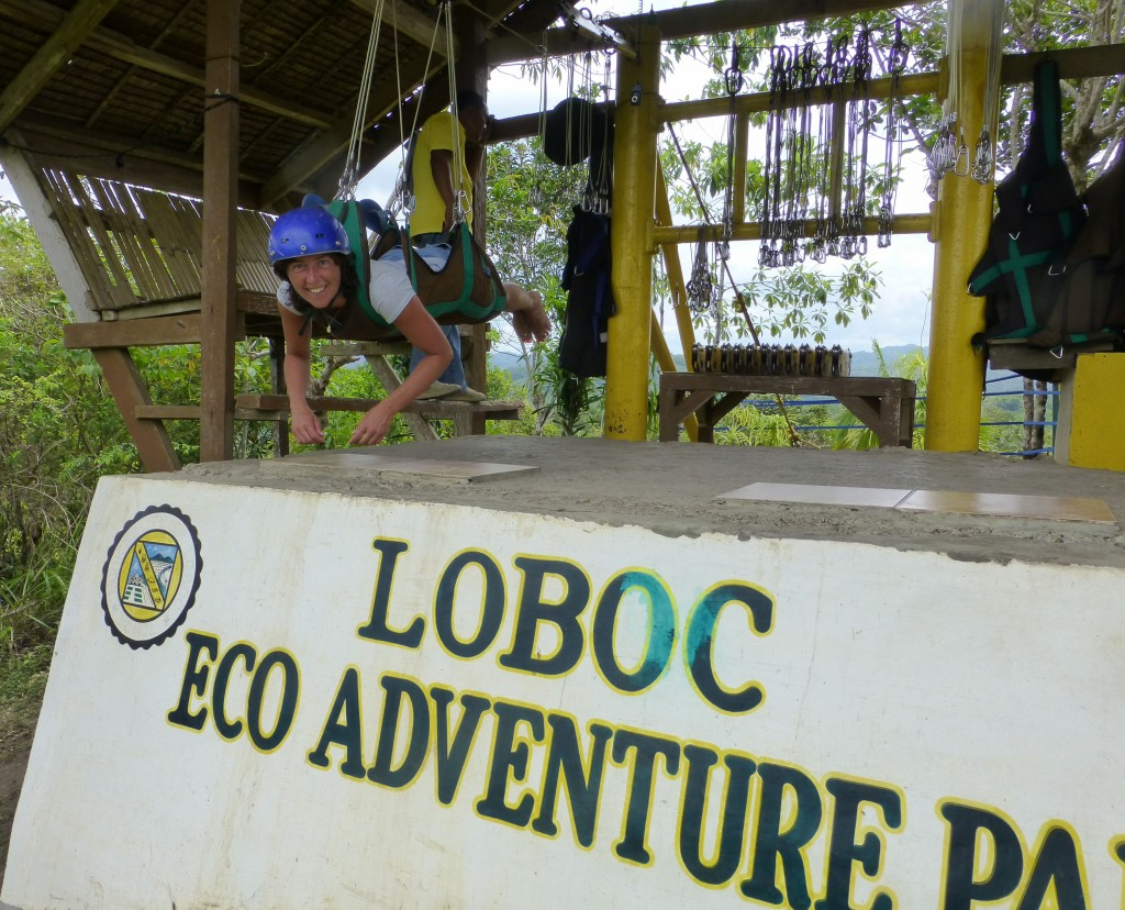 Zipline Adventures Bohol - Philippines