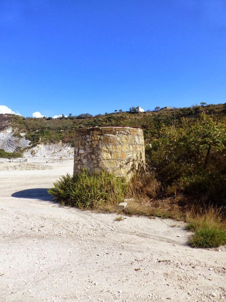 Posso dell'Acqya Minerale - Pozzuoli - Napels, Italië