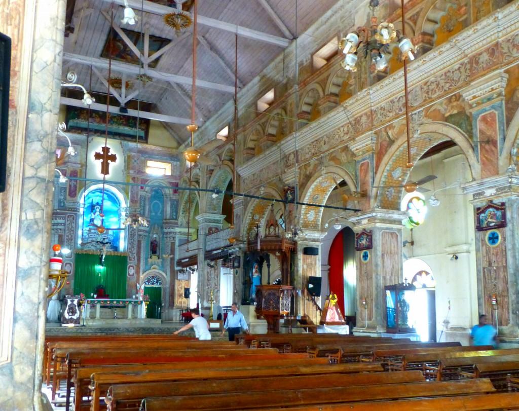 Hoogtepunten Kochi - Santa Cruz Basiliek
