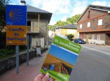 Uitdaging Camino, lopen in de omgeving