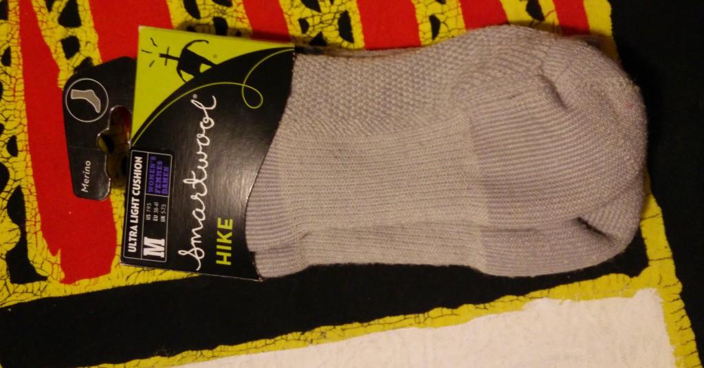 Voorbereiding Camino - Wollen sokken