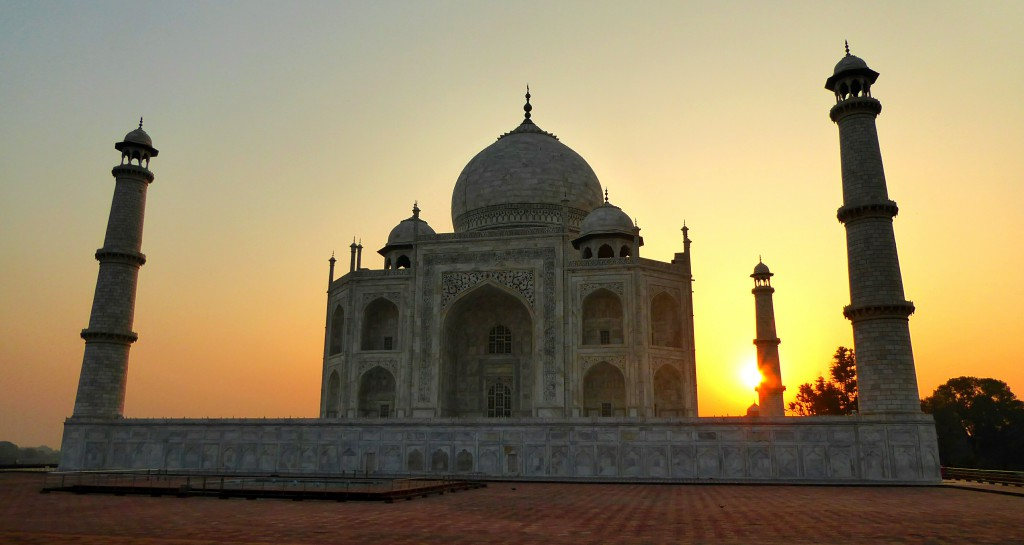Taj Mahal Travel India - Travel Itinerary Rajasthan