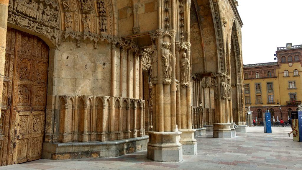 Kathedraal - Leon, Spanje