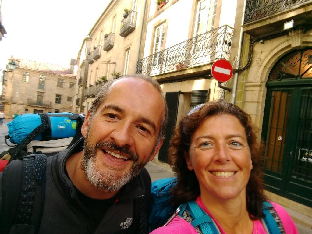 Santiago de Compestella - Spanje