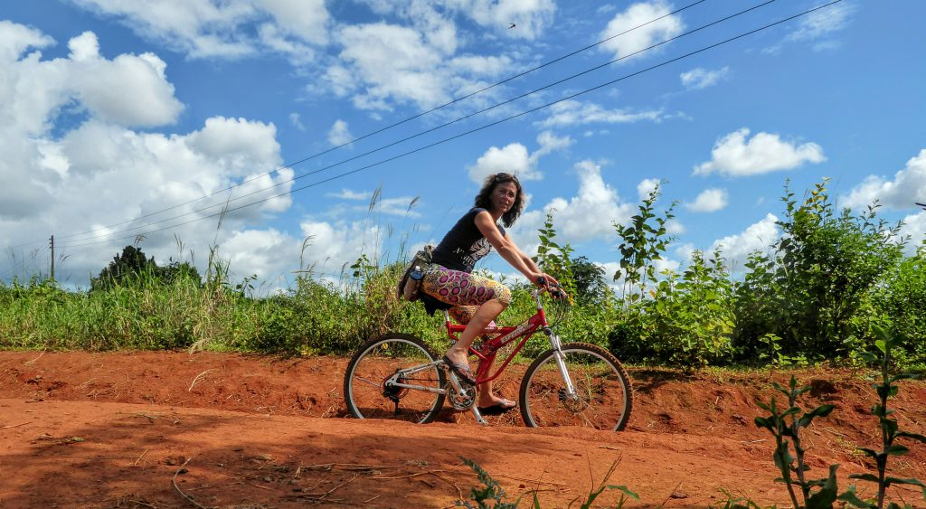 Cuba, Cycling through the landscape of Valle Vinales