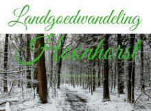landgoedwandeling Hoonhorst