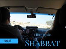 Liften op de Shabbat