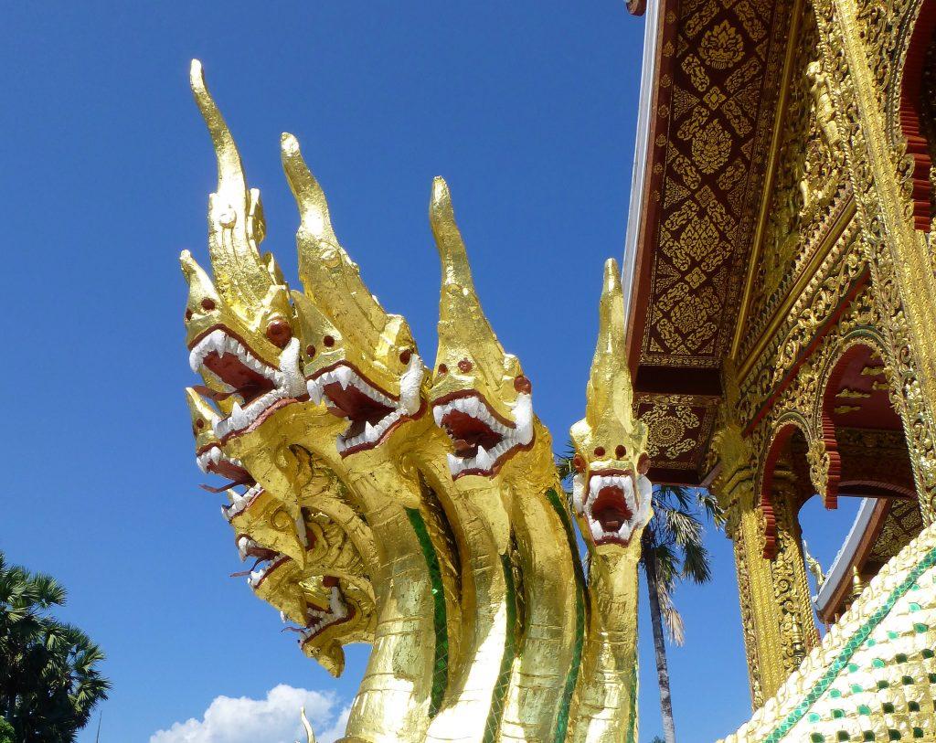 Koninklijk Paleis Luang Prabang laos