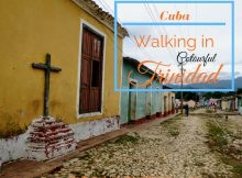 Walking in Colourful Trinidad