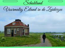 Schokland Voormalig Eiland in de Zuiderzee