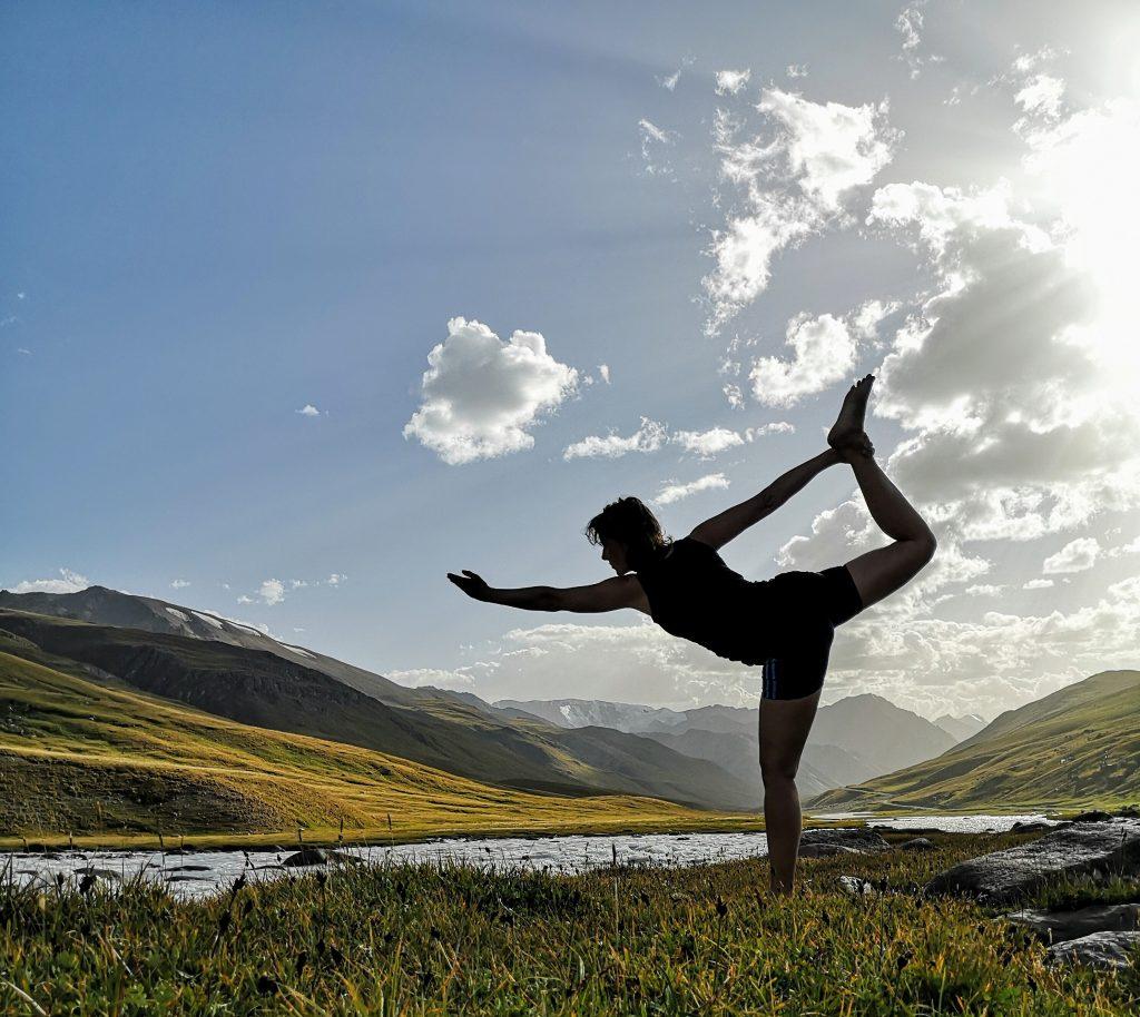 Yoga in Kyrgyzstan