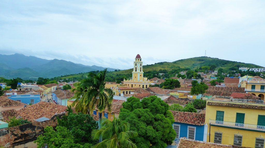 Convento de San Fransisco de Asis - Trinidad, Cuba
