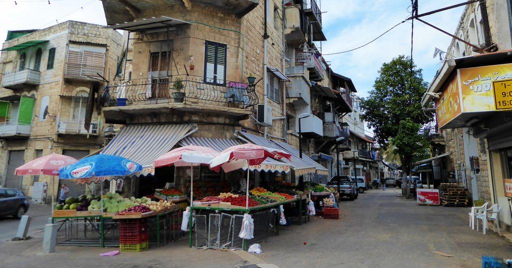 Duitse Koloni - Haifa, Israel