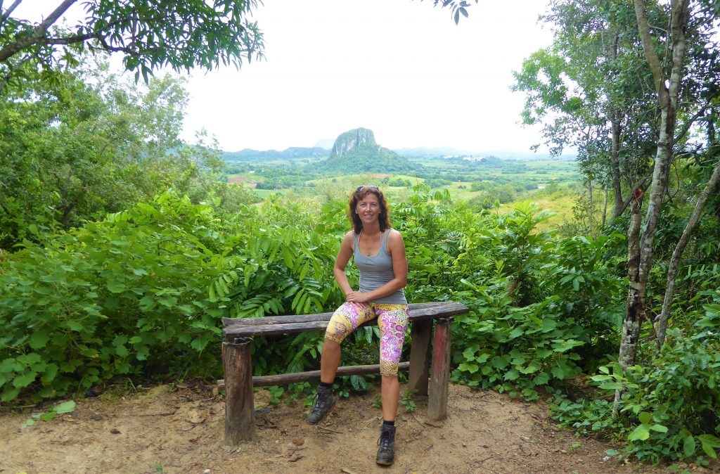 Hiking to the cigar farm in the Viñales Valley - Cuba