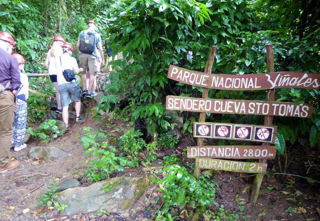 Cuevo de Santo Tomas near the Viñales Valley - Cuba