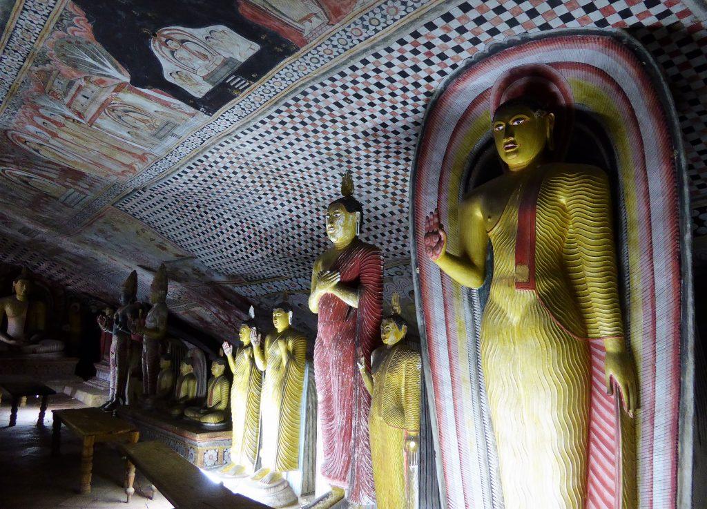 Grot Tempel - Dambulla, Sri Lanka
