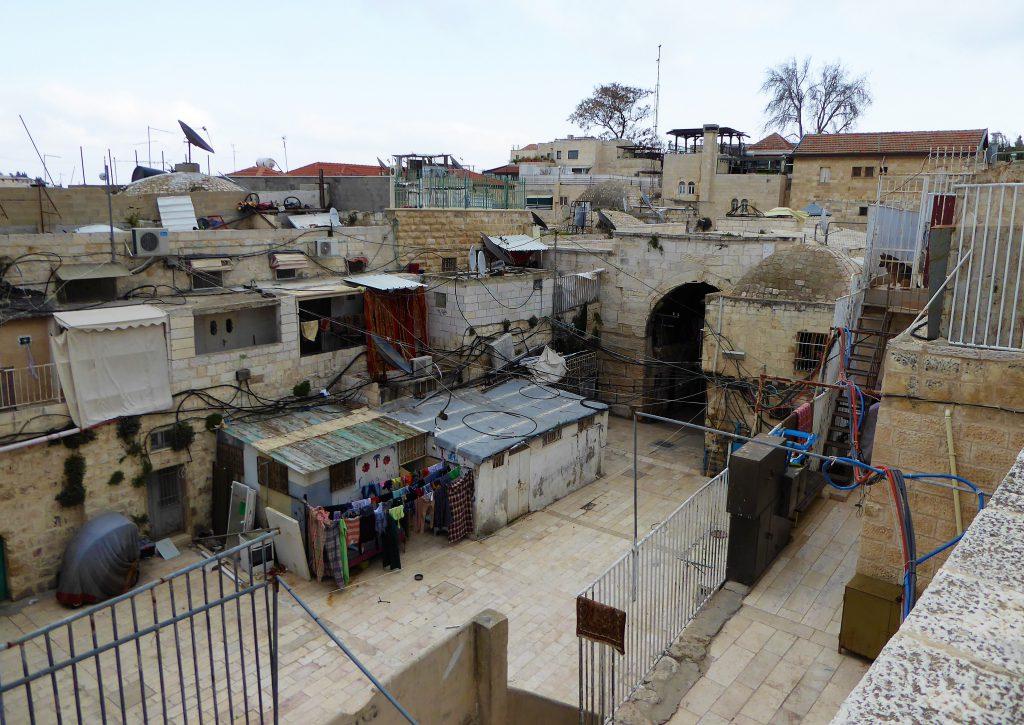 Rooftops Jerusalem - Israel