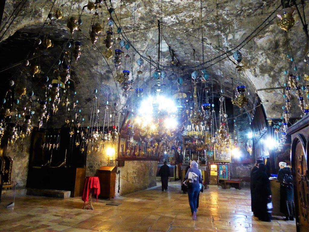 Tomb of virgin Mary - Israel