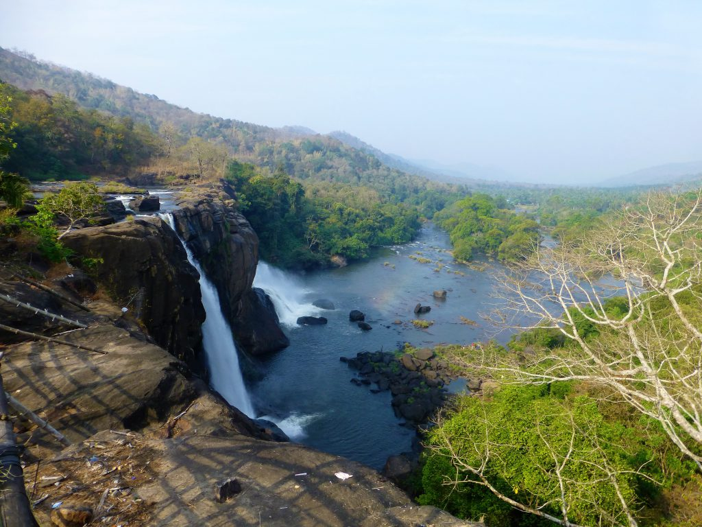 Travel Itinerary Kerala (2 weeks) - India, Vazhachal waterfall