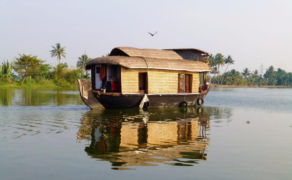 2 weeks Kerala Travel Itinerary -Backwaters of Kerala