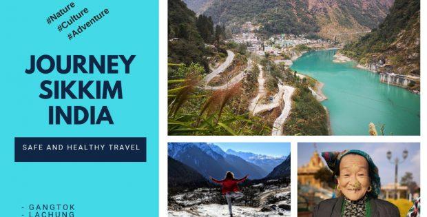 10 days journey through former Kingdom Sikkim - India