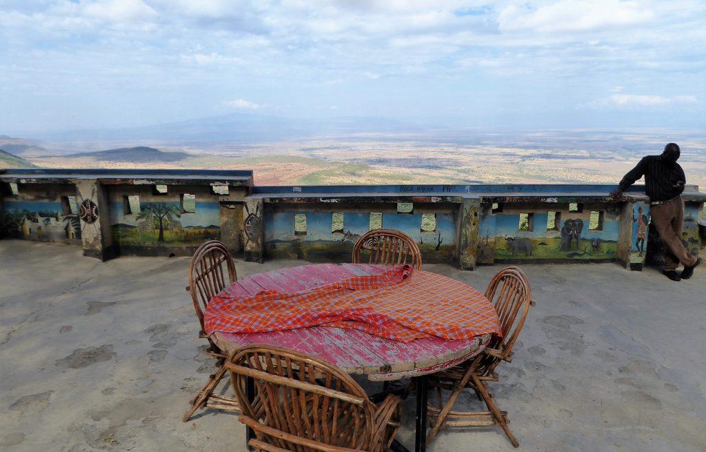 Rift vallei - Kenia