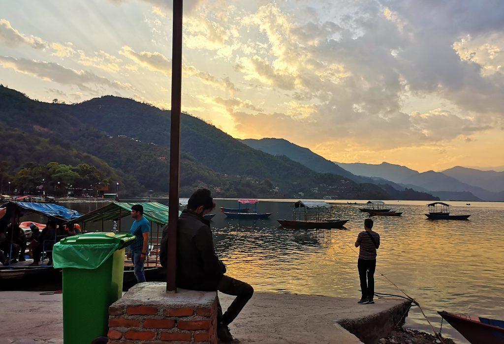 Pehwa Lake, Pokhara