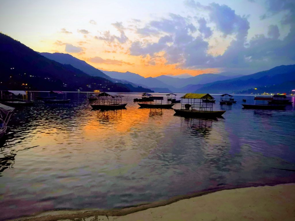 Pokhara in a day - Nepal