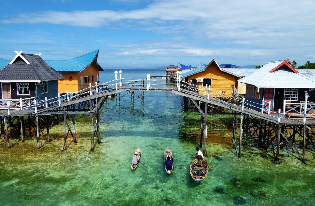 Bezienswaardigheden Borneo