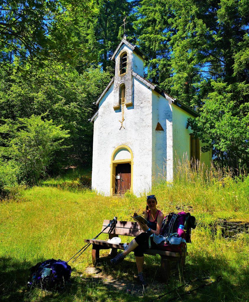 Kerkje op de Lee Trail