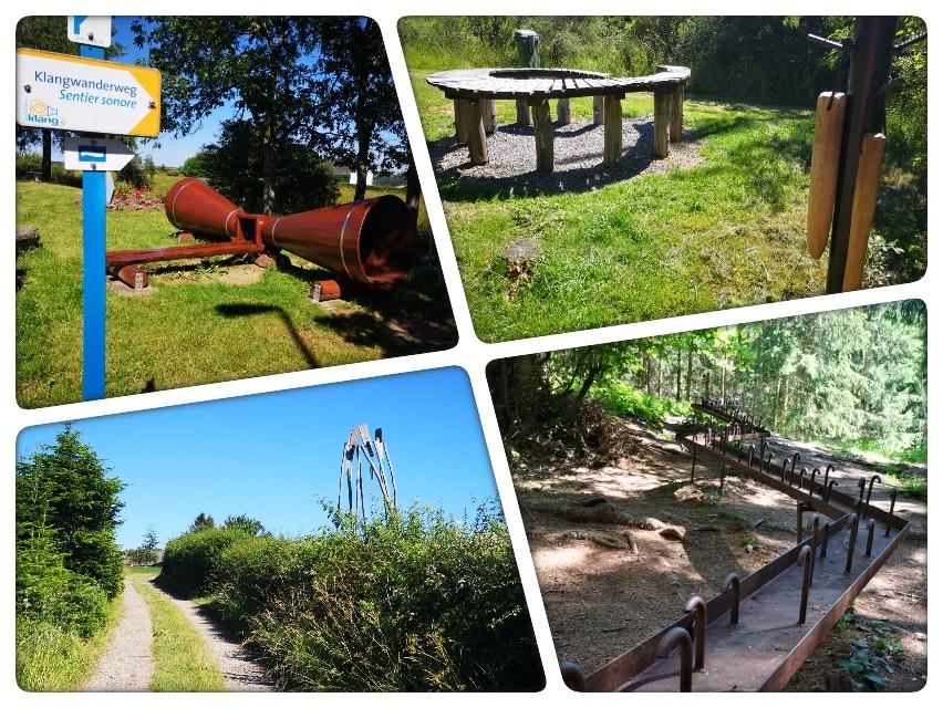 Klangwanderweg - Lee Trail - Luxembourg