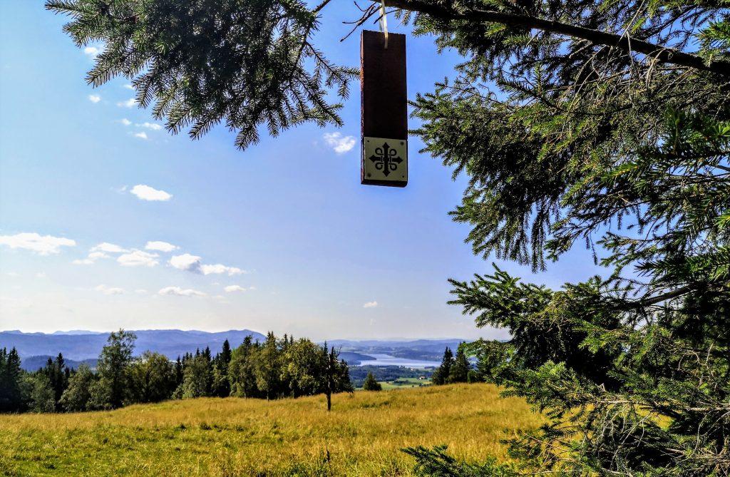 Pilgrim path St Olavsleden - Hiking in Norway